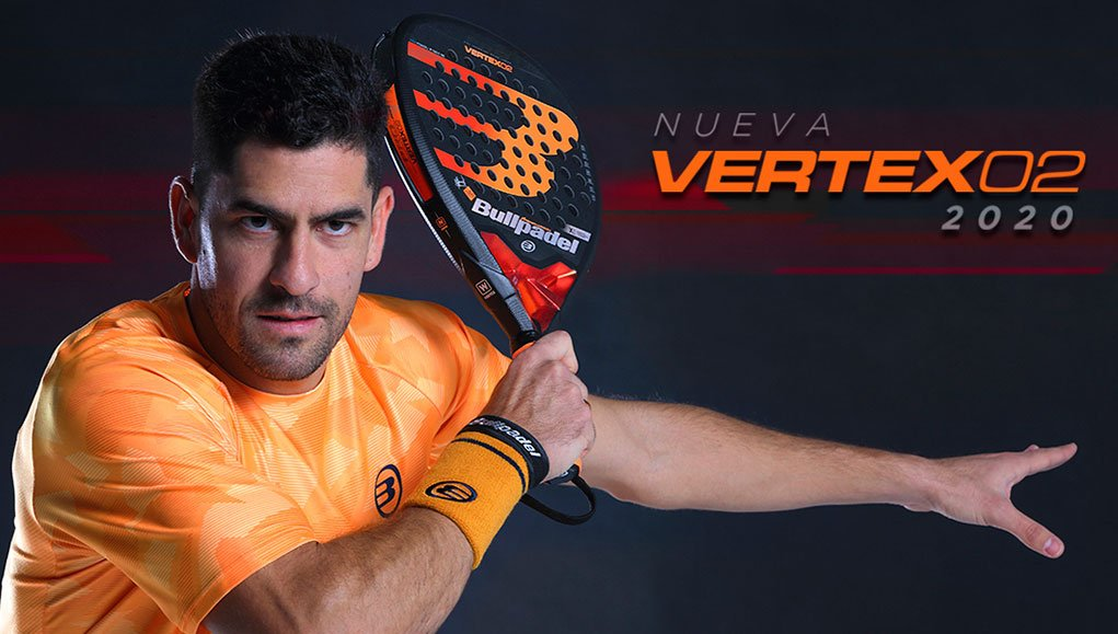 Te presentamos la Bullpadel Vertex 02 2020, la pala del Número 1 Maxi Sánchez
