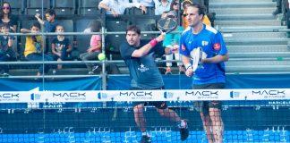 Dieciseisavos del México Open: arrancó el cuadro final con sorpresas