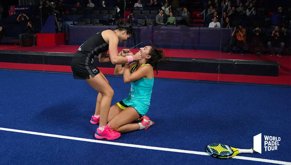 Bea y Delfi hacen historia clasificándose para las semifinales del Master Final