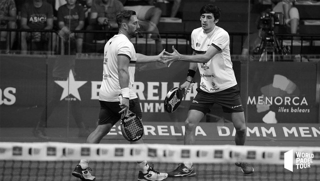 Franco Stupaczuk y Matías Díaz no jugarán juntos en 2020