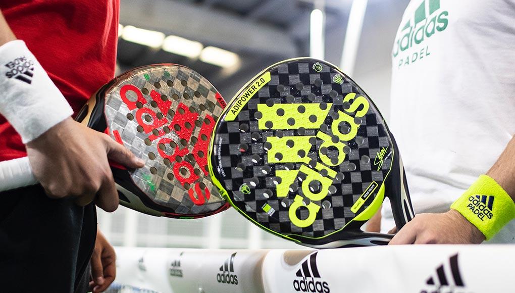 Adidas Padel presenta su nueva colección de palas para 2020