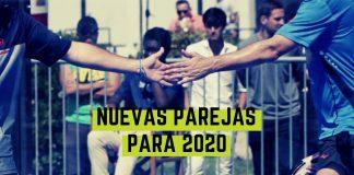Conoce todas las nuevas parejas para la temporada 2020 del World Padel Tour