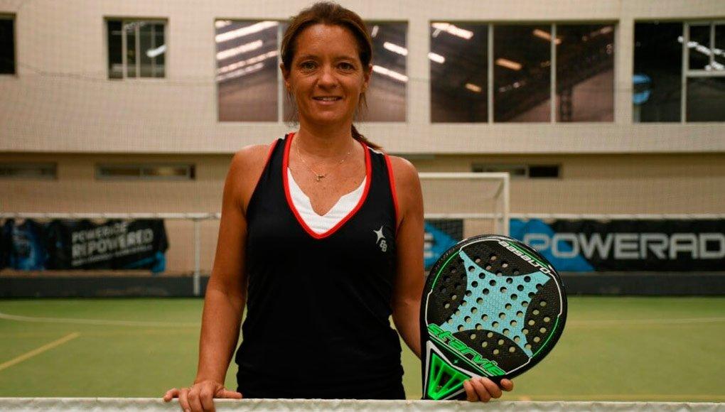 Paula Eyheraguibel se retira del pádel profesional