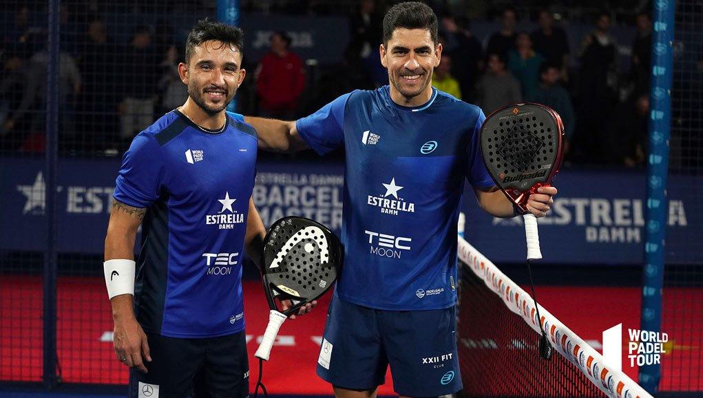 Sanyo y Maxi Sánchez sufren ante Tello y Chingotto pero ya están en semifinales