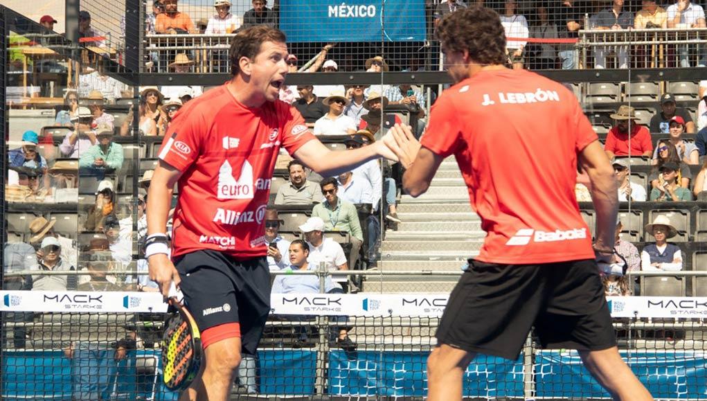 Semifinales del México Open: habrá final de números 1