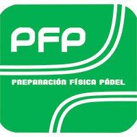 Logo Preparación Física Padel