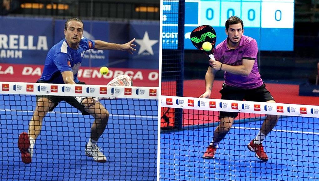 Fede Quiles y Juan Cruz Belluati jugarán juntos esta temporada