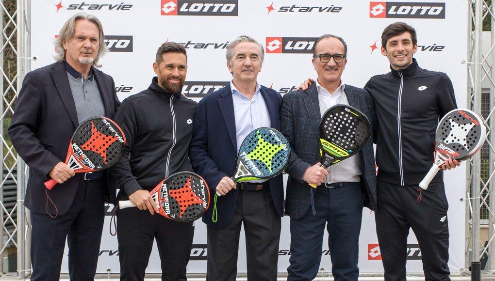 Lotto Sport Italia se convierte en patrocinador técnico y proveedor oficial de StarVie