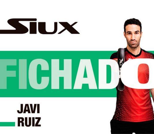 Javi Ruíz es el fichaje estrella de Siux esta temporada