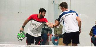 Más de 120 jugadores se dieron cita en el Torneo Padel Nuestro Málaga del pasado fin de semana