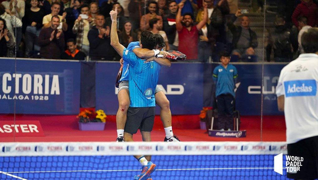 Cuartos del Marbella Master 2020: Las 4 primeras parejas del ranking estarán en semifinales