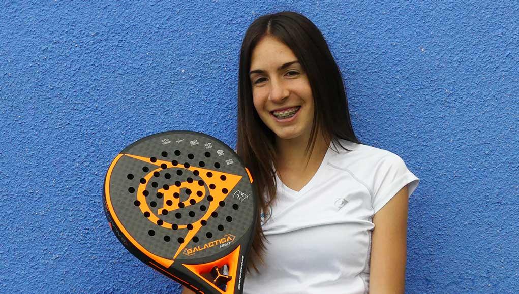 Dunlop Pádel incorpora a la Campeona del Mundo Anna Ortiz