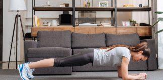 Ejercicios para entrenar el físico en casa ante el Coronavirus