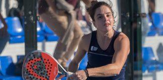 Paula Josemaría, desborde y descaro en el circuito femenino