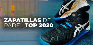 Estas son las 5 zapatillas de pádel de 2020 con mejor relación calidad-precio