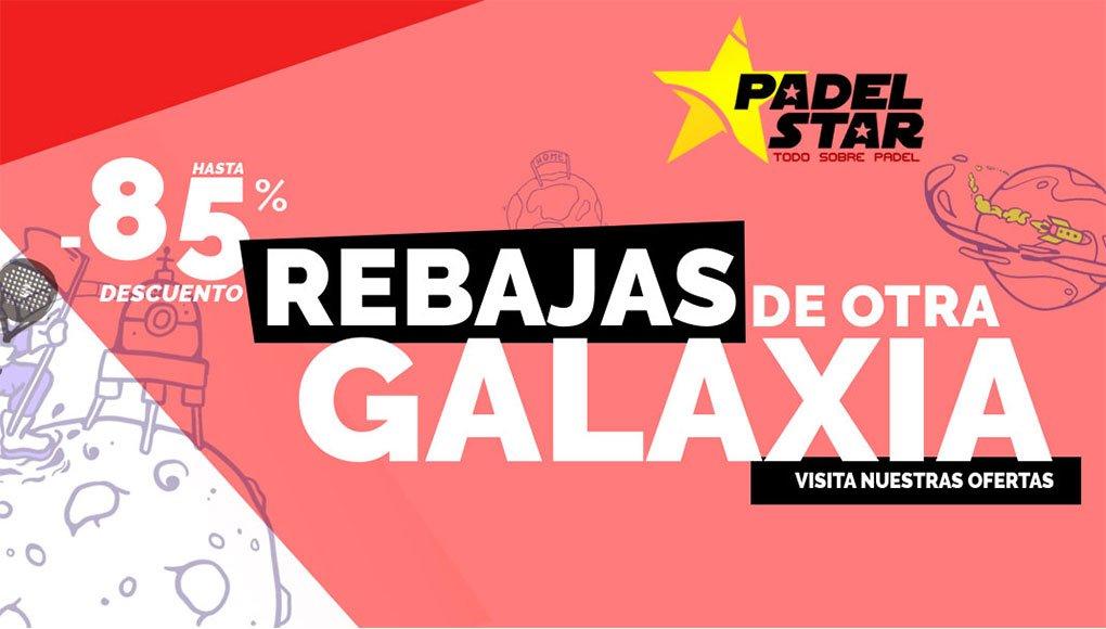 Consigue las mejores ofertas de pádel en PadelStar