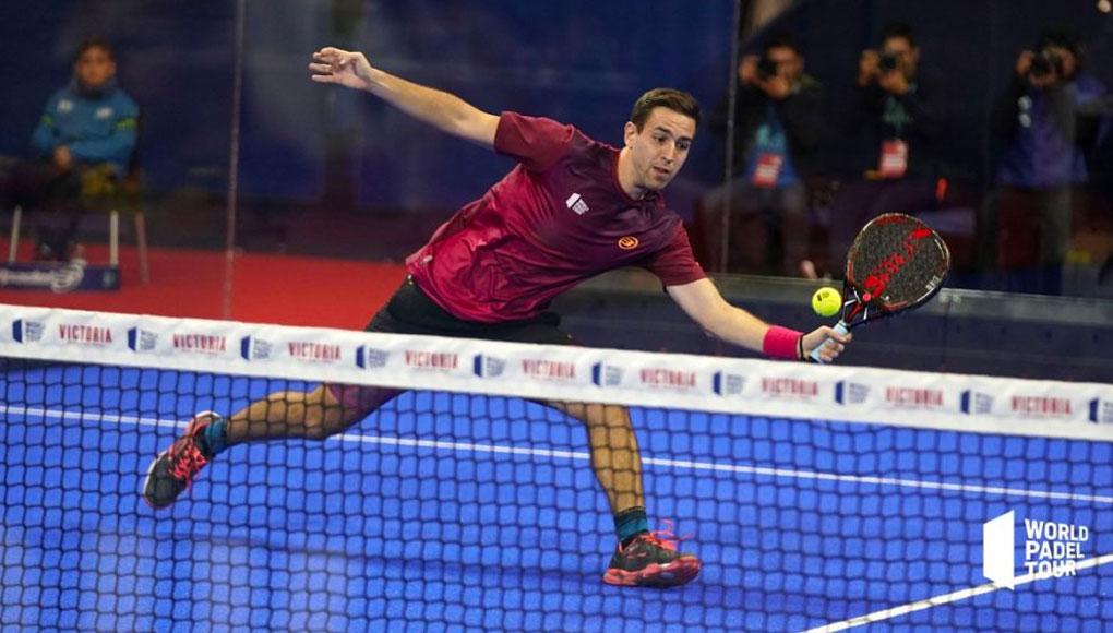 Lucho Capra será baja en el Vuelve a Madrid Open