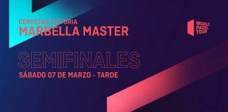 El streaming de las semifinales del Estrella Damm Open sigue a las 16:00