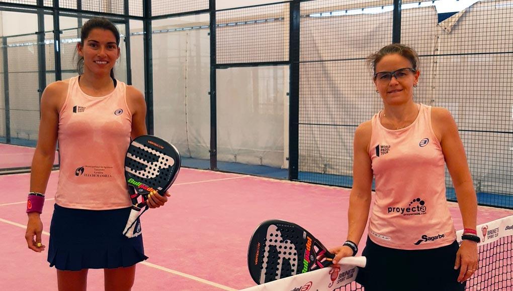 Julieta Bidahorria regresa a España para seguir con su proyecto junto a Cata Tenorio