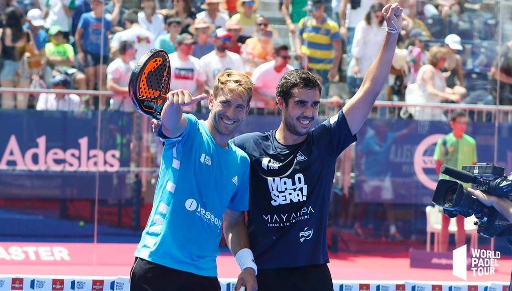 Álex Ruíz y Martín Sánchez Piñeiro separan sus caminos