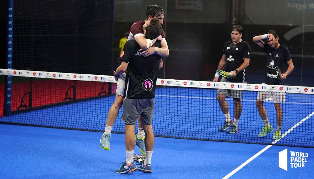 Denis Perino y Jorge Ruíz se cuelan en los cuartos del Estrella Damm Valencia Open