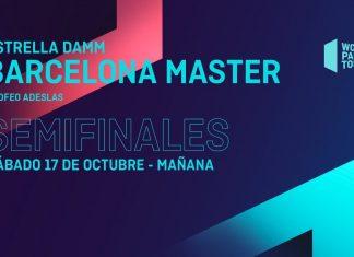 Streaming de las semifinales del Barcelona Master