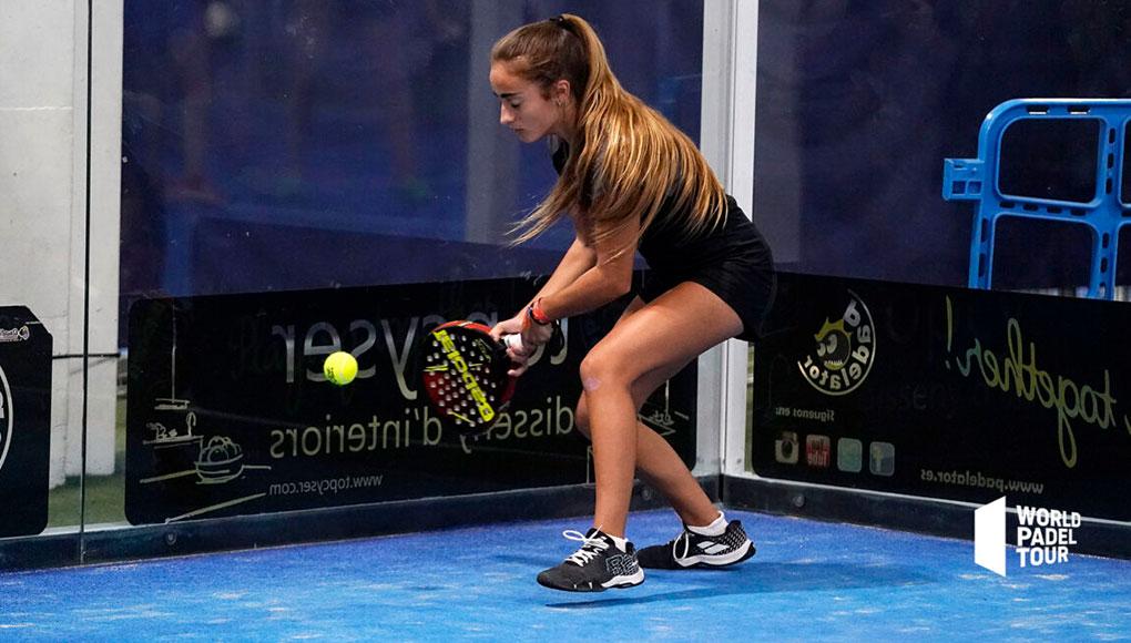 La previa femenina del Barcelona Master ya tiene a sus parejas clasificadas