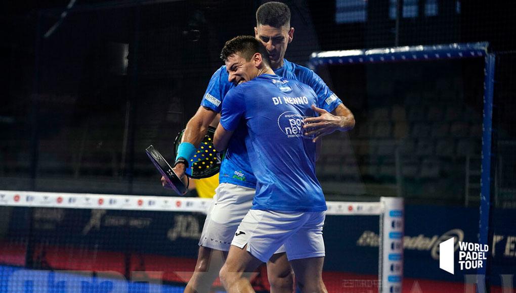 Cuartos del Alicante Open 2020: Maxi Sánchez y Martin Di Nenno, a semis
