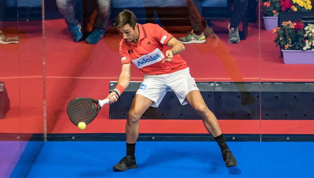 Fernando Belasteguín encabeza la lista de bajas en el Alicante Open