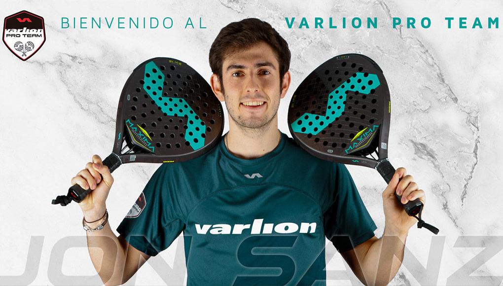 Jon Sanz se incorpora al Varlion Pro Team