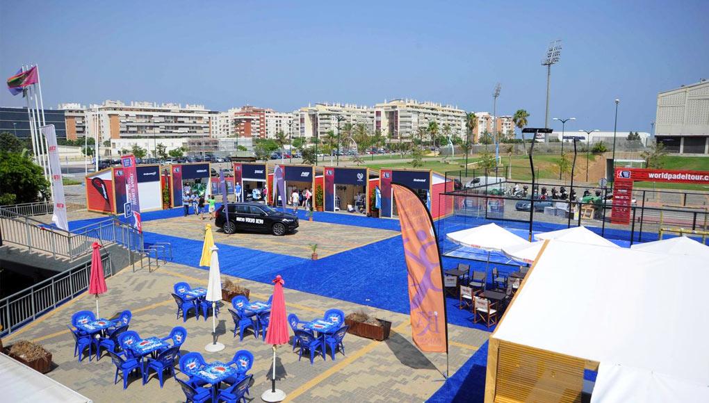 La importancia del Village en los torneos World Padel Tour