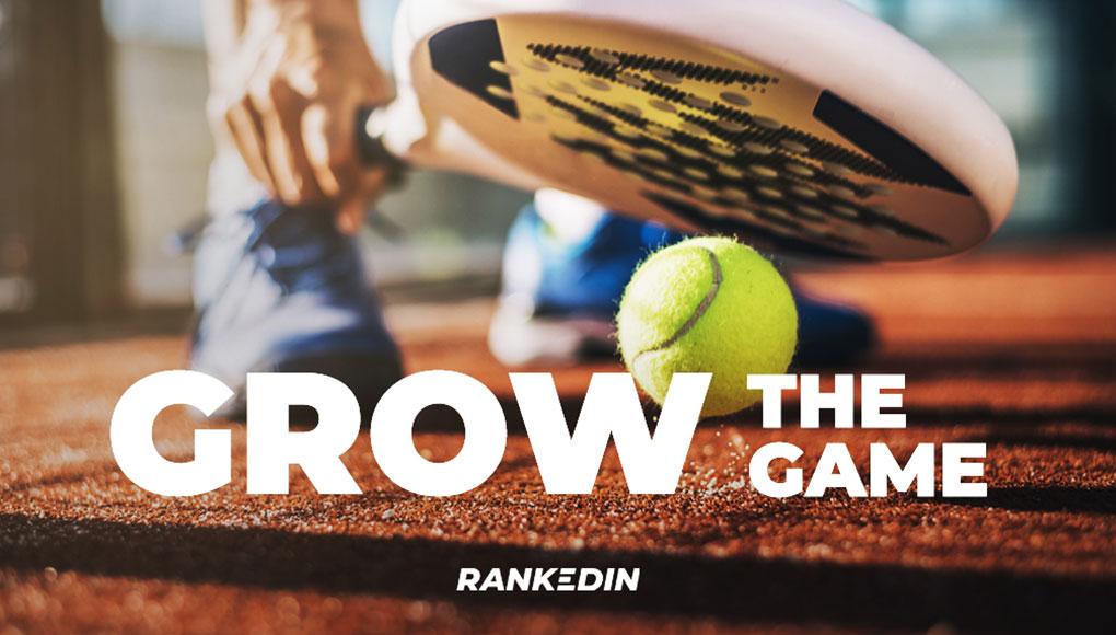 Rankedin, el software para torneos de pádel, seguirá siendo gratuito en 2021