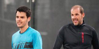 Semana de primeros entrenamientos para algunas nuevas parejas del World Padel Tour