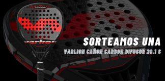 Sorteamos una Varlion Cañon Carbon Difusor 20.1 S