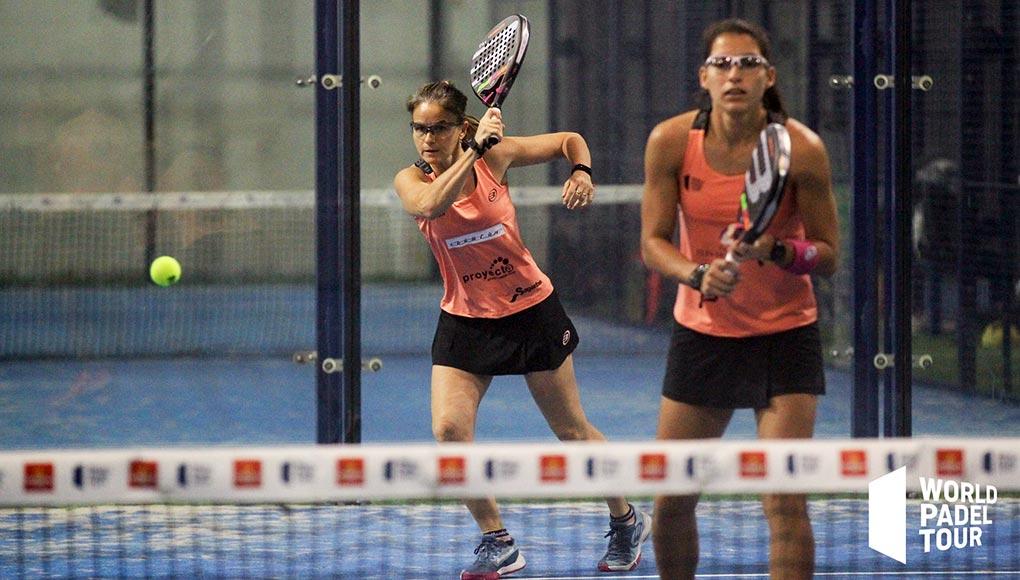 Cata Tenorio y Julieta Bidahorria volverán a jugar juntas en 2021