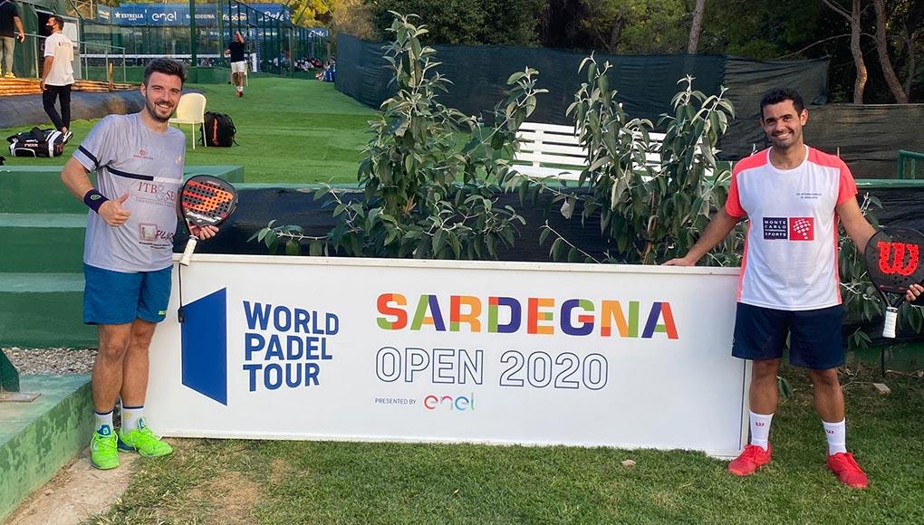 Cómo es debutar en el World Padel Tour para un jugador amateur