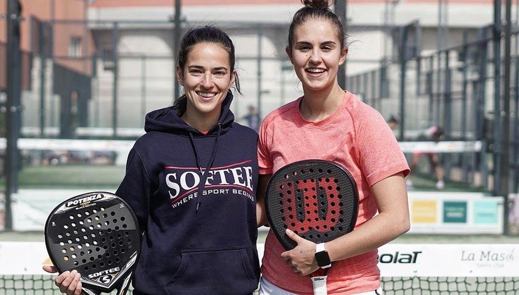 Esther Carnicero y Raquel Piltcher comenzarán juntas la temporada 2021