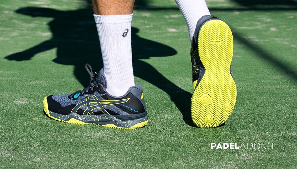 Gel-Padel Ultimate, las zapatillas de pádel de gama más alta de ASICS