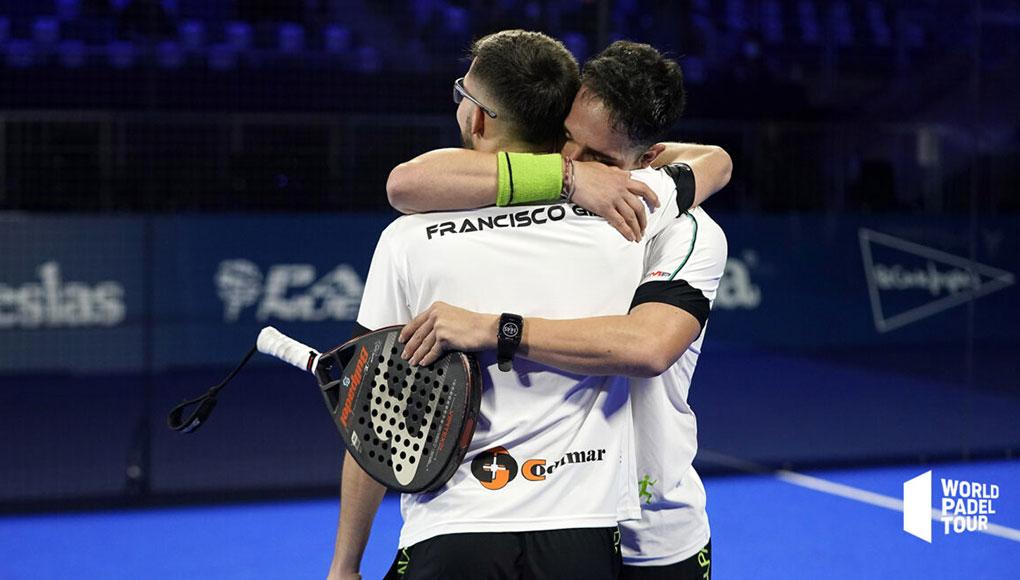 Dieciseisavos del Adeslas Madrid Open: ¡Arrancó con sorpresas el cuadro!