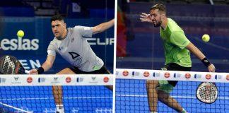 Maxi Sánchez y Lucho Capra jugarán juntos desde el Alicante Open