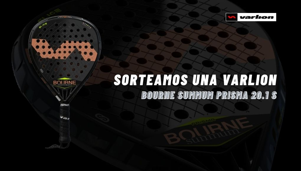 Sorteamos una Varlion Bourne Summum Prisma 20.1 S