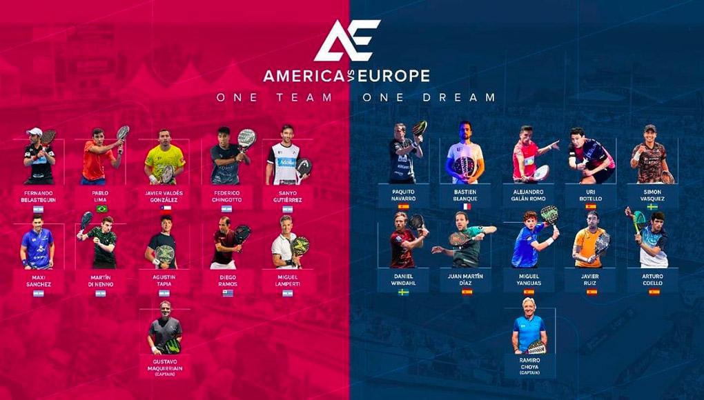 América VS Europa, una competición que verá la luz este verano en Suecia
