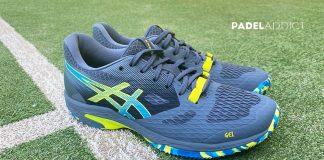 Asics Gel Lima FF Padel, así son las zapatillas de pádel de Pablo Lima