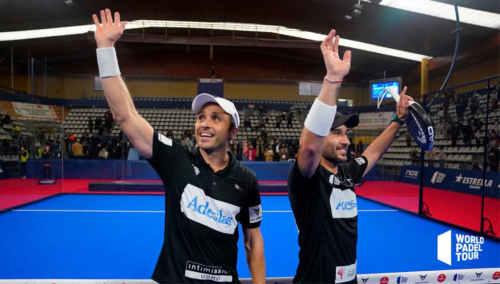 Fernando Belasteguín y Sanyo Gutiérrez se llevan su segundo título de la temporada