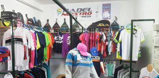 Padel Nuestro By Matagrande, primera tienda express en Málaga