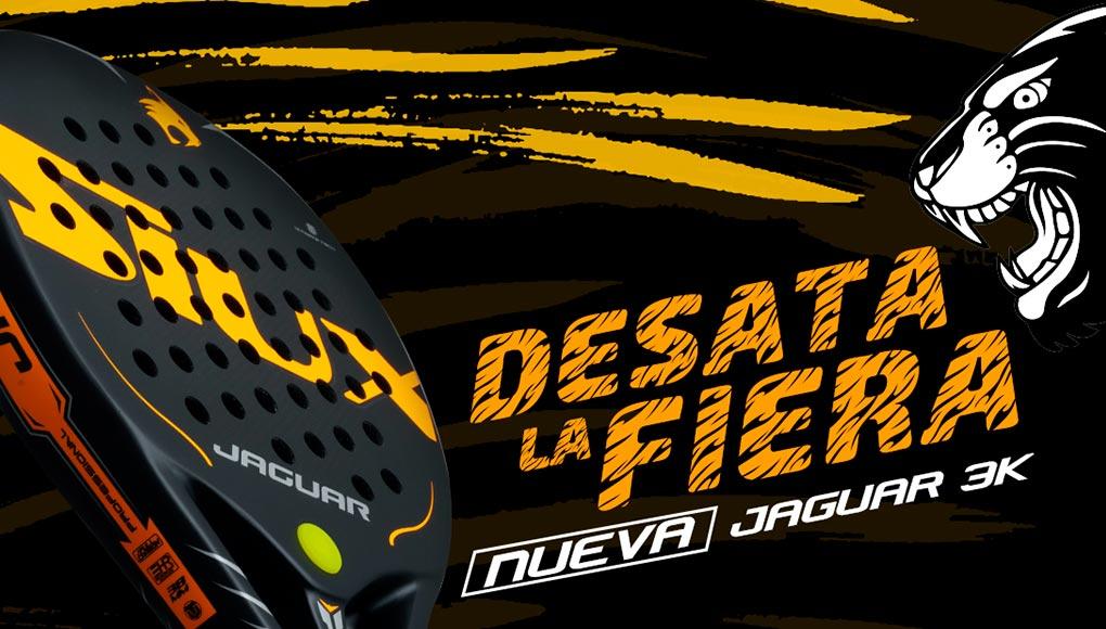 Siux presenta la nueva Jaguar 3K