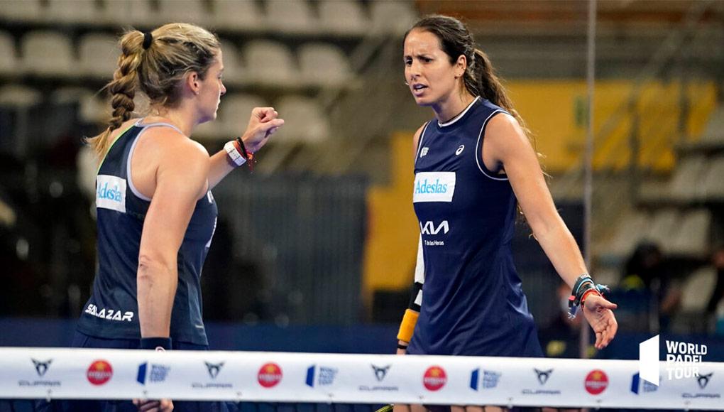 Solo Triay y Salazar sobreviven de las favoritas en el Vigo Open