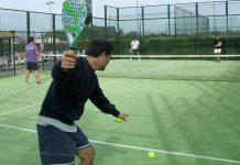 Jugar torneos amateur pádel