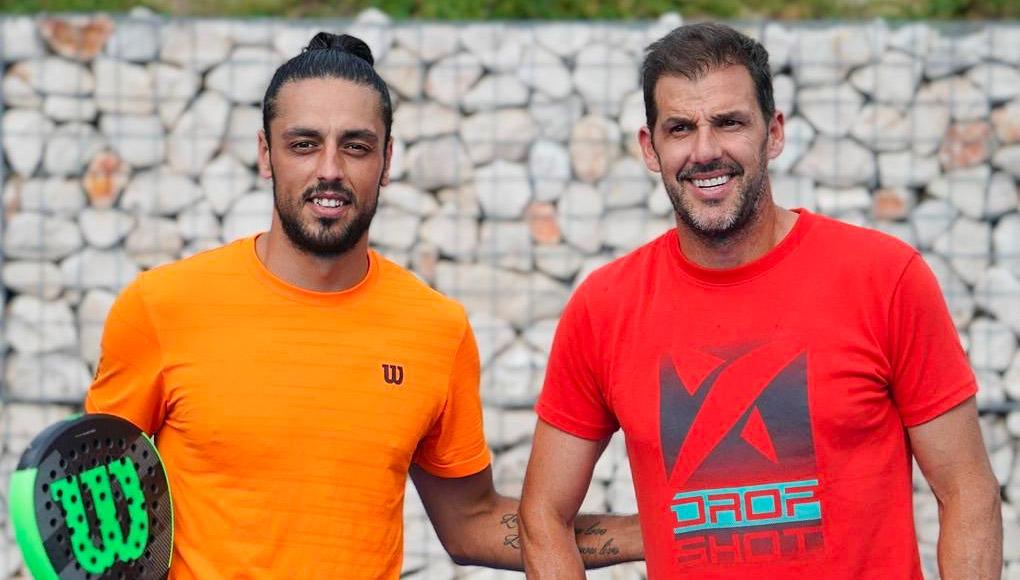 ¡Cambio de cromos! Pablo Lijó jugará con Juan Martín Díaz y Coki Nieto con Tito Allemandi
