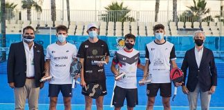 Campeonato de España sub-23: Ganan Garrido/Coello y González/Caldera